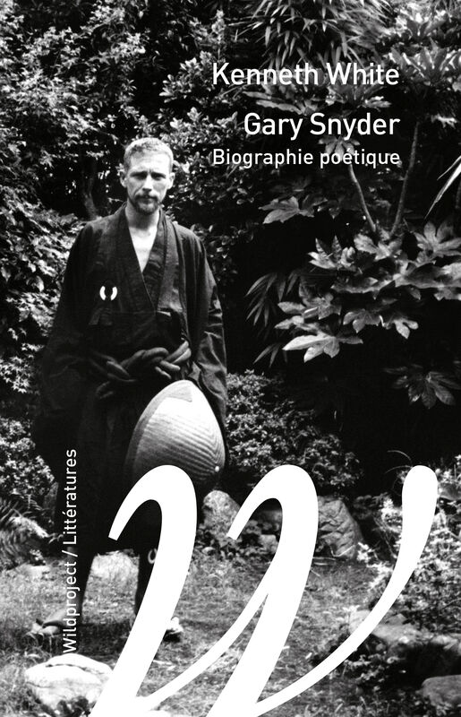 Gary Snyder – Couverture