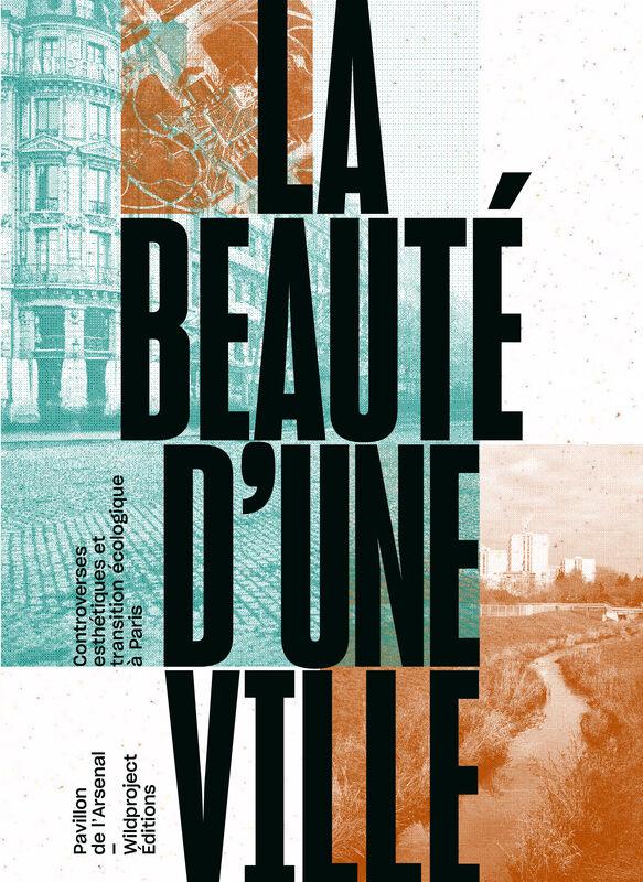 La Beauté d'une ville – Couverture