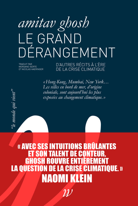 Le Grand Dérangement – Couverture
