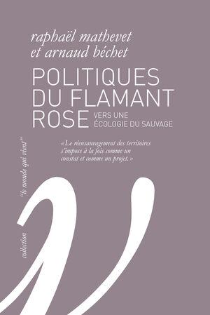 Politiques duflamant rose
